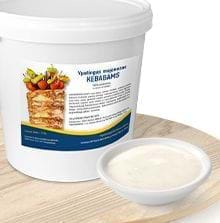 Kebab mayonnaise, 10 kg, 50% fat
