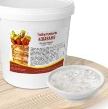 Special kebab sauce, 10 kg, special spices